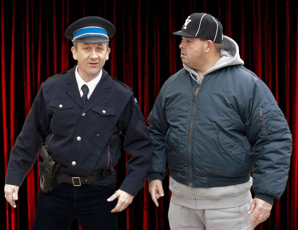 police et jeune